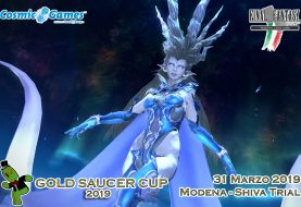 Gold Saucer Cup: Shiva Trial - Modena, 31 Marzo 2019