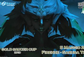 Gold Saucer Cup: Garuda Trial - Firenze, 5 Maggio 2019