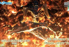 Gold Saucer Cup: Ifrit Trial - Roma, 23 Giugno 2019
