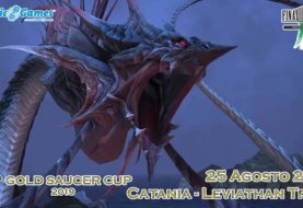 Gold Saucer Cup: Leviathan Trial – Catania, 25 Agosto 2019