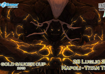 Gold Saucer Cup: Titan Trial – Aversa, 28 Luglio 2019