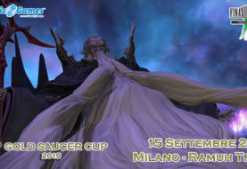 Gold Saucer Cup: Ramuh Trial – Milano, 15 Settembre 2019