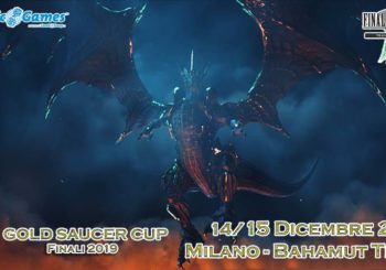 Gold Saucer Cup: Bahamut Trial e FINALE! Milano, 14/15 Dicembre